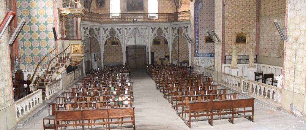 église de la Miséricorde